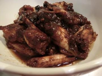 Cara memasak Semur Sayap Ayam - Chicken Wings