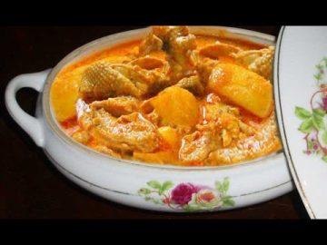 Resep Kari Ayam Spesial - Lezat Dan Nikmat