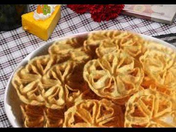 Resep Kue Kembang Goyang   Gurih Dan Renyah   Kue Lebaran