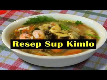Resep Sup Kimlo - Istimewa Enak Dan Sedap