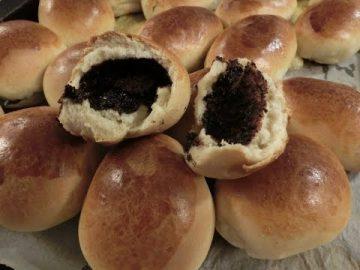 Cara Membuat - Roti Manis Isi Coklat