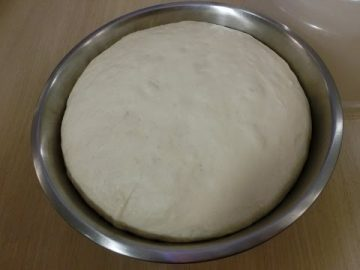 Adonan Untuk Roti manis
