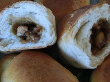 Isi Roti Manis Rasa Ayam -  Enak Gurih lezat dan Sedaap