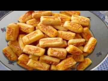Resep Kue Kastengel - Gurih Dan Renyah - Kue Lebaran
