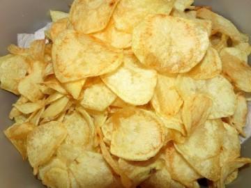 Potato Chips  Atau Kripik Kentang   Crispy Guri Dan Lezat