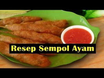 Resep Sempol Ayam -  Enak Dan Lezat