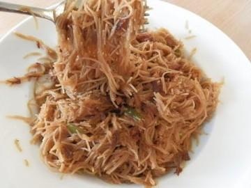 Cara memasak Bihun Goreng
